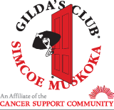 gilda's Club Simcoe Muskoka Logo